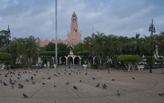 Mérida. Plaza