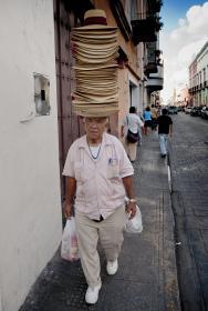 Sprzedawca kapeluszy